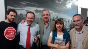 058 2014 – Reunião da CCJ da Câmara Municipal de São Paulo realizada em 04/09/2014.