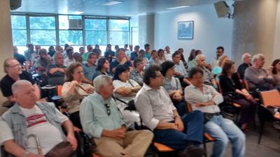 029 2015 – Encontro dos Engenheiros e Arquitetos Municipais de SP realizado dia 28/04/2015