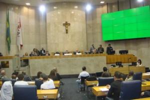 091 2014 – Plenário da CMSP aprova em 1ª votação, o PL 312/2014