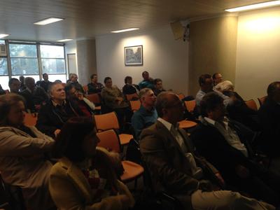 066 2015 – Encontro dos Engenheiros e Arquitetos realizado no dia 25/08/2015