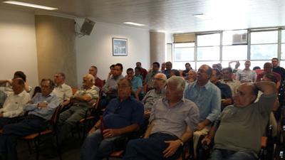 068 2015 – Encontro dos Engenheiros e Arquitetos e Reunião do Colégio de Líderes – 01/09/2015