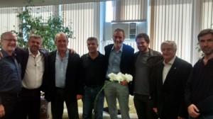 073 2014 – Reunião das Entidades SEAM/SASP/SEESP com o Presidente da CMSP nesta quinta-feira dia 23/10/2014.