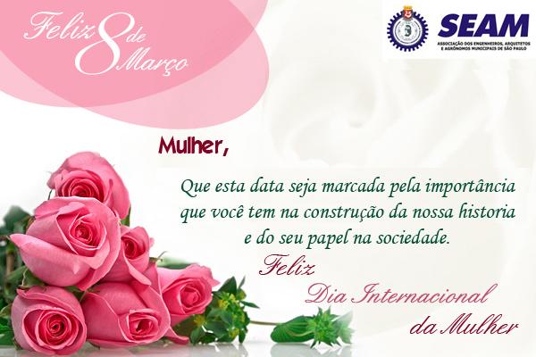 8 de Março – Dia Internacional da Mulher