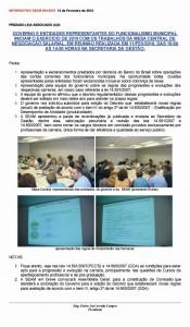 004-2010  Início da Negociação Salarial 2010