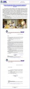 034-2010  SEAM leva reinvindicações e apoio ao Secretário de Gestão