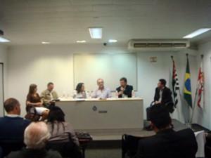 045-2012  Fotos do Encontro com Nádia Campeão, candidata a vice prefeita