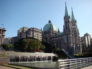Catedral da Sé desde 1591