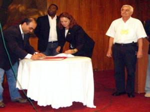 007 – 2011 ALMOÇO DE CONFRATERNIZAÇÃO DO DIA 24/02/2011
