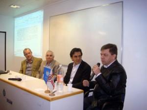 023-2012  Encontro com o Deputado Federal Gabriel Chalita e o radialista Nelo Rodolfo