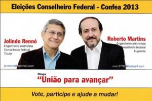 049-2013Almoço de Confraternização e Eleições Confea – 2013