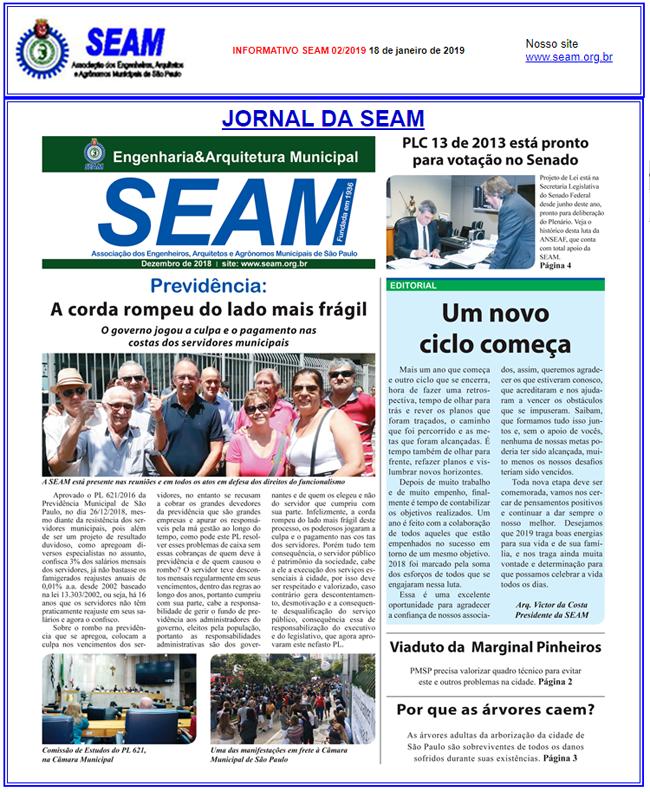 Jornal da SEAM