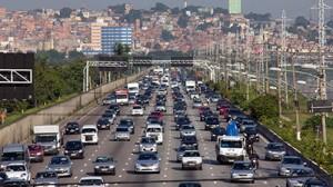 Brasil passa pela Marginal Pinheiros