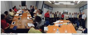 005-2013 Presidentes realizam reunião de retomada da UNACAP